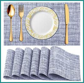 Standard Size - Average Size of Placemats