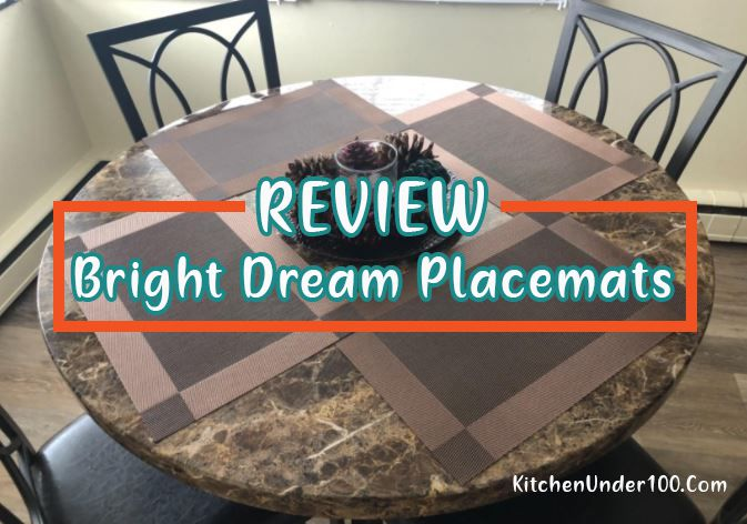 Bright Dream Heat Resistant Placemats Review