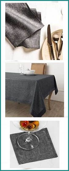Solino Table Runners Napkins and Tablecloths