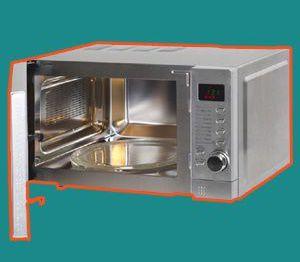 Microwave Ovens Working Mechanism