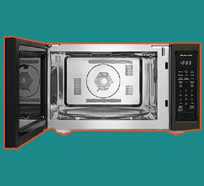 countertop convection microwave oven
