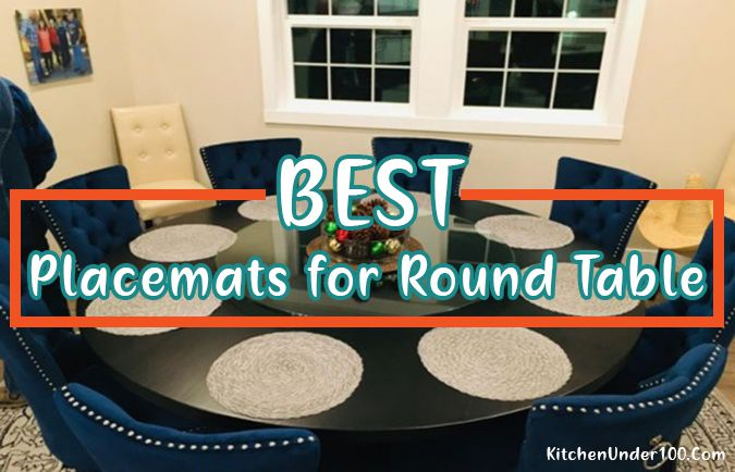 Best Placemats for Styling Round Table