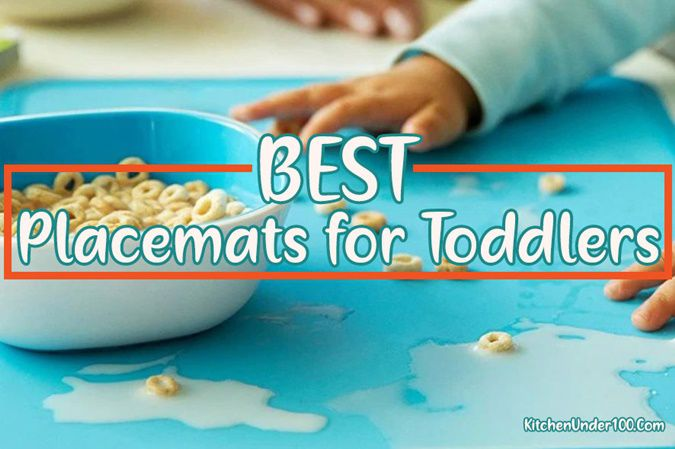 Best Placemats for Toddlers to Keep Mealtime Messes Away