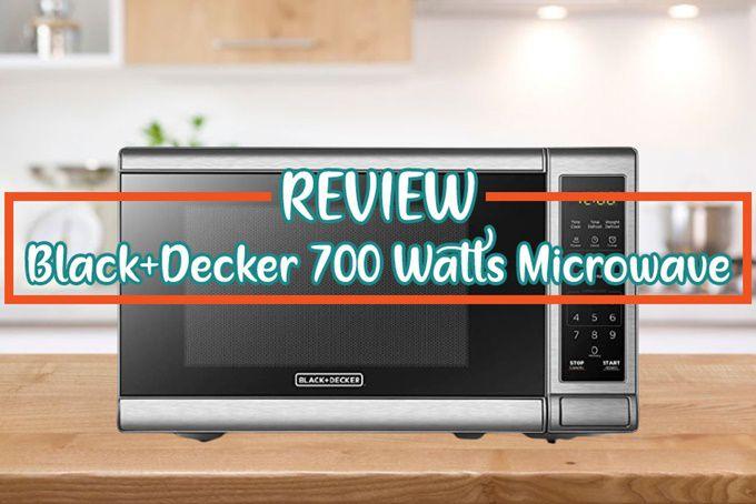 Black+Decker 700 Watts Microwave Review, Performance & Comparison
