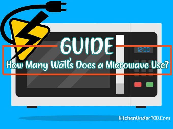How Many Watts Does a Microwave Use? Complete Guide