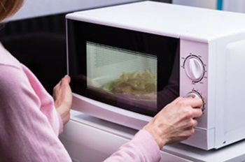 The Effect of Power and Size in Microwave Performance
