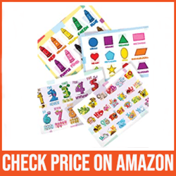 Kibaga Best Plastic Placemat for Kids