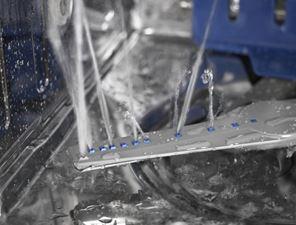 dishwasher water pressure