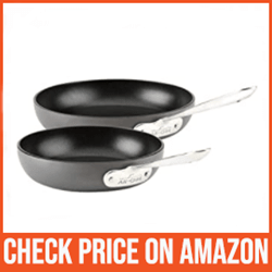 All-Clad Hard Anodized - Best Non Stick Pan Consumer Reports